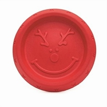 Cupid & Comet Easy Throw Frisbee Rendier Rood