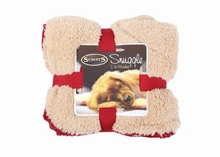 Scruffs Snuggle Blanket Bordeauxrood