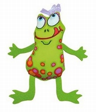 Madcap Frog and Fly
