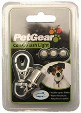 PetGear Collar Flash Light