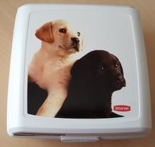 Cuver Snapbox Hond L