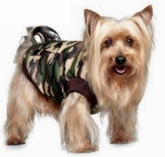 Forest Camouflage Bodywarmer S